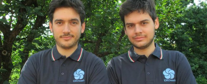 "Due fratelli e una start up per pulire muri e capannoni. ""Chiamati da 40 Paesi"""