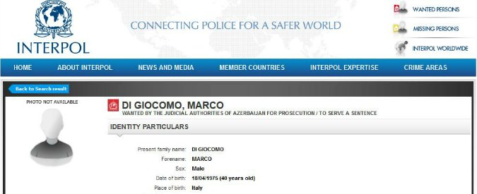 Evasione fisco, ricercato dall'Interpol si vuole consegnare. Ma governo lo ignora