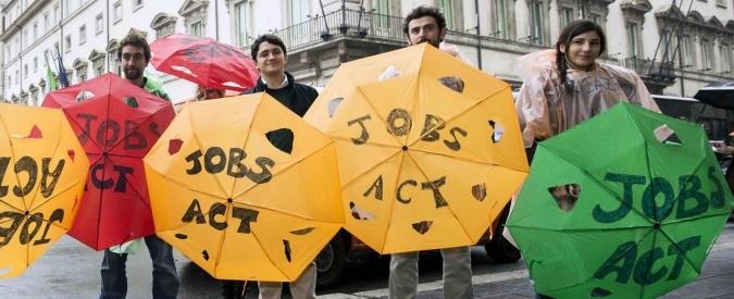 Articolo 18 e Jobs act: licenziati in qualsiasi momento, reintegrati praticamente mai