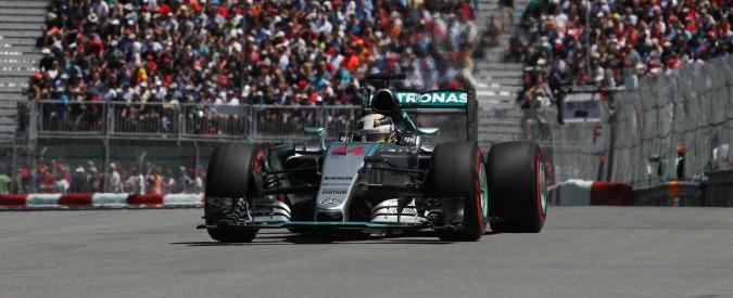 Formula 1, Gp del Canada: tutti dietro Lewis Hamilton – segui la diretta