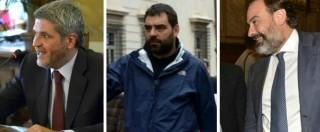 Mafia Capitale, da Forza Italia al Pd: tutti i politici arrestati. Ci sono anche Gramazio, Coratti e Ozzimo