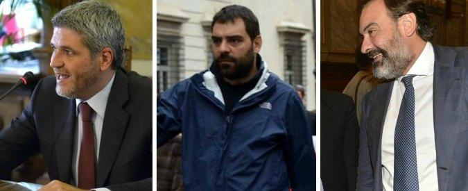 """Mafia Capitale, interrogato Gramazio: """"Non ho preso una lira"""""""
