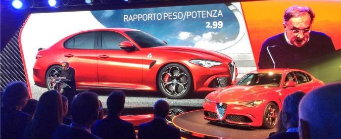 FCA rivede il piano industriale 2014-18: in ritardo le Alfa Romeo, ma più ibrido