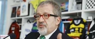 """Migranti, Maroni ai prefetti: """"Sospendere le assegnazioni in Lombardia"""""""