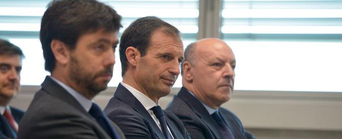 Juventus, ecco perché la sconfitta non fa male. Ma il calcio italiano rimane indietro