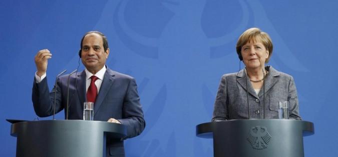 L'altro Egitto raccontato dal presidente al-Sisi alla cancelliera Merkel: 'libertà e diritti'