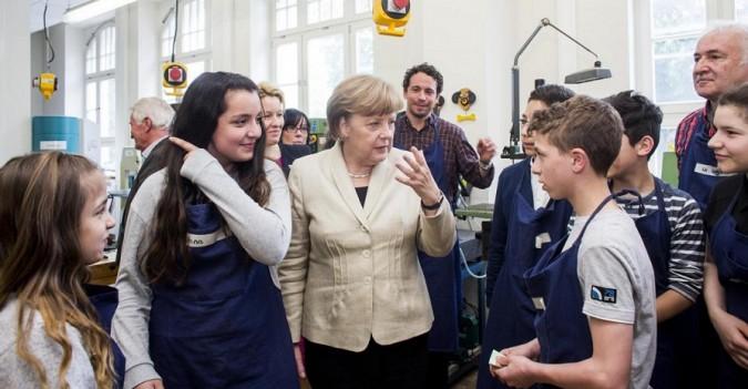 Germania, lezioni di meritocrazia: se per lo stagista è facile diventare eurodeputato