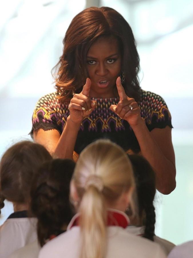 Michelle Obama: come cuoce la pasta la first lady? Nella pentola a pressione