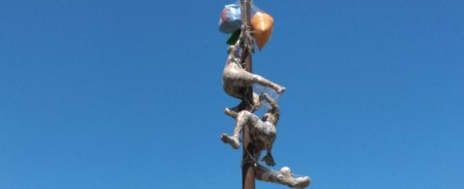 Genova, monumento contro ludopatia prima appoggiato poi snobbato da giunta