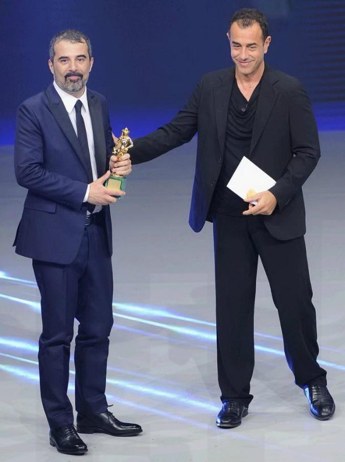 """David di Donatello 2015, i vincitori: trionfo di """"Anime nere"""" e tributo per Tarantino e Morricone"""