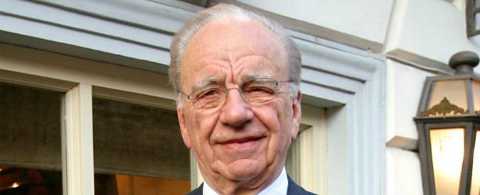 Murdoch lascia la guida della 21st Century Fox. Il figlio James sarà ad