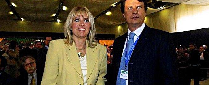 Baby squillo, chiesto rinvio a giudizio per Floriani, marito di Alessandra Mussolini