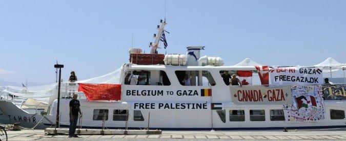 "Freedom Flotilla diretta a Gaza, Israele la blocca. Netanyahu: ""Solo ipocrisia"""