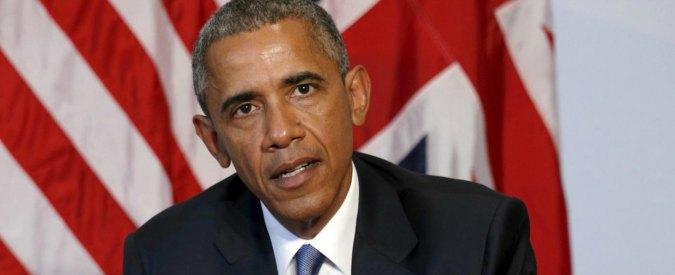 """Obama: """"Isis può e sarà sconfitto. In Siria serve nuovo governo senza Assad"""""""
