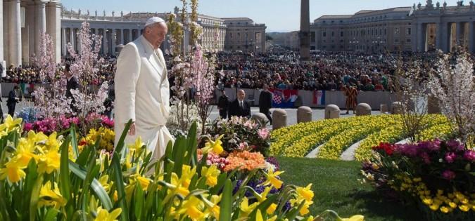 Dal Papa per il clima: appuntamento il 28 giugno a Roma
