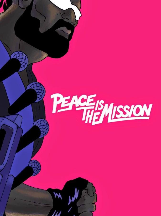 peaceisthemission