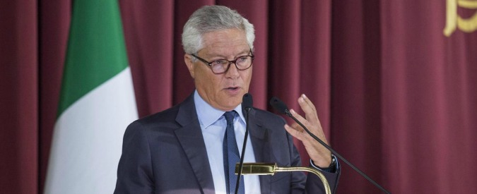 """Conflitto d'interessi, Pitruzzella (Antitrust): """"Occorre legge come in Uk"""""""