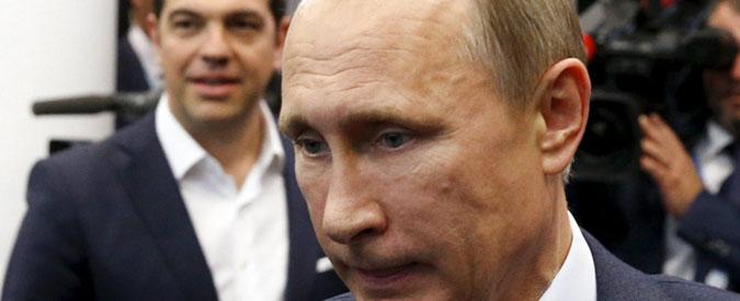 Grecia, Tsipras stretto tra il sostegno (a parole) di Putin e creditori da rimborsare
