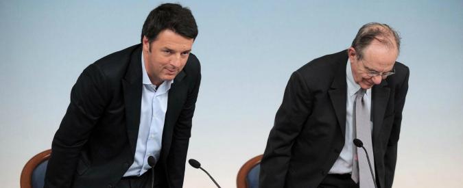 Cassa Depositi e prestiti, missione compiuta per Renzi che ha varato la nuova era