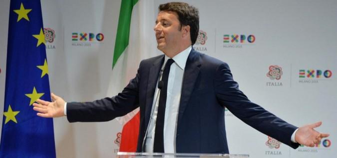 Matteo Renzi: incredibile, all'estero c'è ancora chi lo prende sul serio!