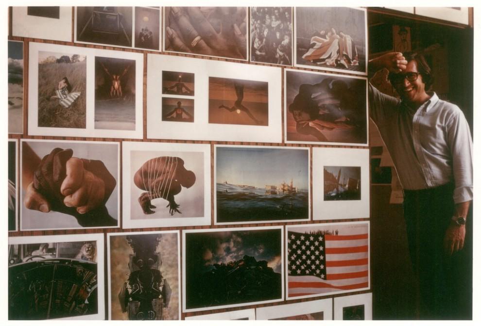 ritratto_Kane.jpg Art Kane nel suo storico studio sopra la Carnegie Hall a New York