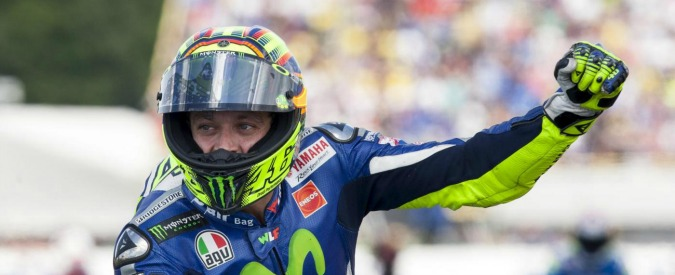 "MotoGp news: 60° anniversario Yamaha, Valentino Rossi: ""Weekend incredibile"""