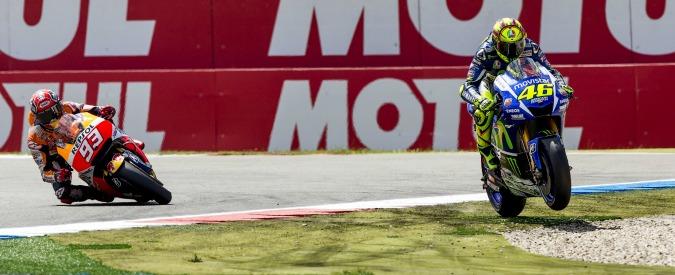 Valentino Rossi, ad Assen la vittoria della maturità (continuando a divertire)