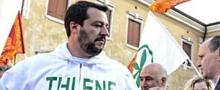 """Migranti, Salvini: """"Non c'è emergenza? La Boldrini deve essere ricoverata"""""""
