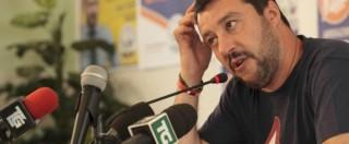 """Lega, Salvini e le frasi choc: """"Va dove lo porta il sondaggio"""". I segreti dell'unico partito che vince: tv, facebook e salamella"""