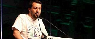 """Migranti, Salvini attacca Papa Francesco: """"Respingerli è crimine? No, un dovere"""""""