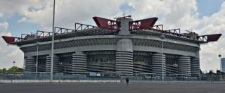 """San Siro, Milan e Inter: """"Buttiamo giù il vecchio stadio e lo costruiamo nuovo"""". Sala: """"Nel 2026 sarà ancora funzionante"""""""