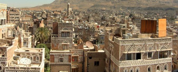 Yemen, Arabia Saudita bombarda patrimonio dell'Unesco: almeno 5 morti