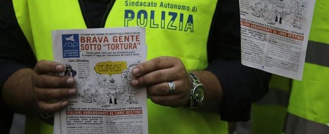 Reato di tortura, l'Italia ha bisogno di uno strumento per distinguere i buoni dai cattivi