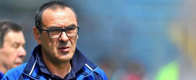 Maurizio Sarri nuovo allenatore del Napoli. Obiettivo: ritorno in Champions