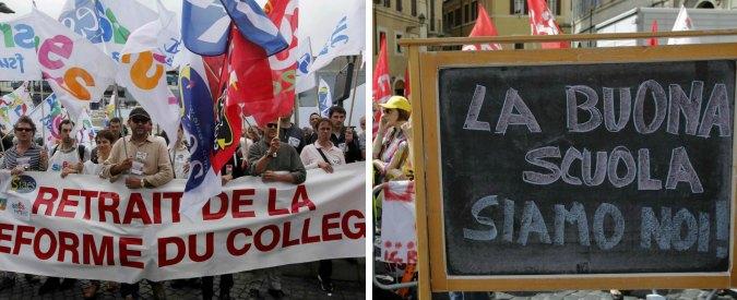 Scuola Italia vs Germania, Spagna e Francia: docenti più vecchi, salari più bassi e meno finanziamenti pubblici