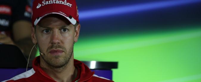 """Sebastian Vettel sta con Valentino Rossi: """"In Malesia ha fatto la cosa giusta"""""""