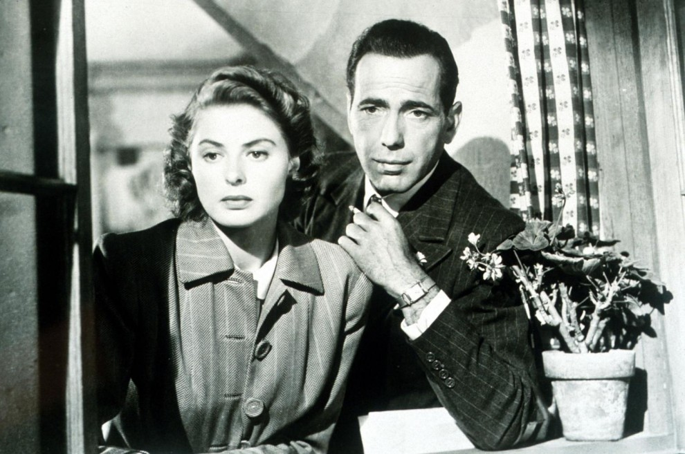 Dal film Casablanca