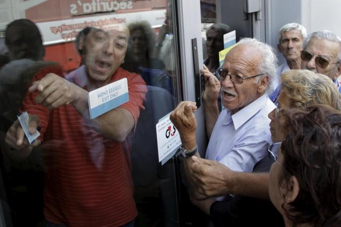 Crisi Grecia, ripagare gli ellenici con la loro moneta