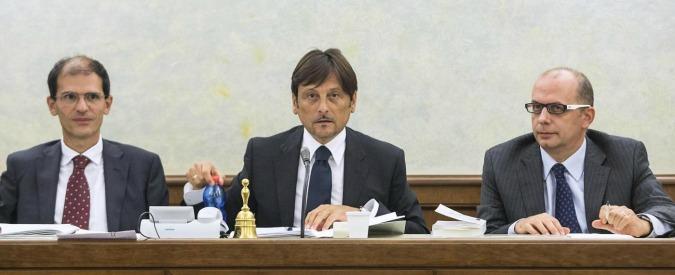 """Azzollini, Stefàno (Sel): """"Sorpreso dalla decisione dell'Aula, disagio fra i colleghi della Giunta"""""""