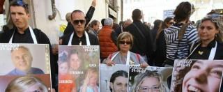 """Strage di Viareggio, no di Mattarella al corteo: """"Non posso, processo in corso"""""""