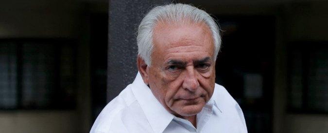 Strauss Kahn priosciolto nel processo sui festini a luci rosse