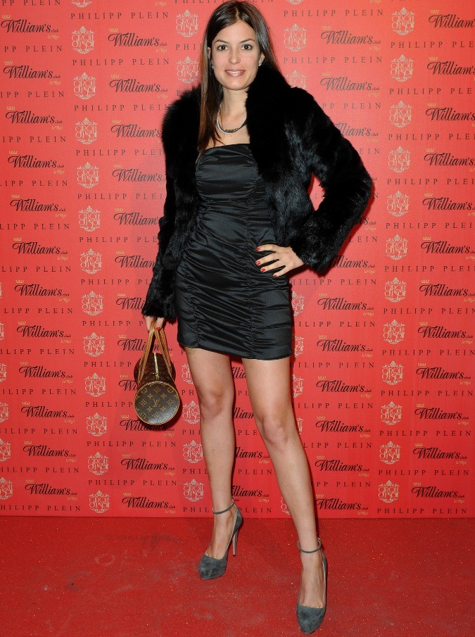 Philipp Plein - Guests   on January 16, 2012 in Milan, Italy.