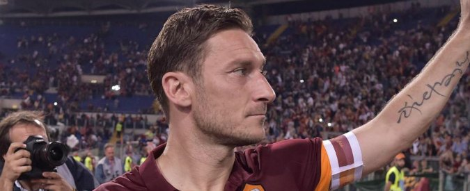 I rapporti d'affari tra Totti e Odevaine sulle pagine del quotidiano The Guardian