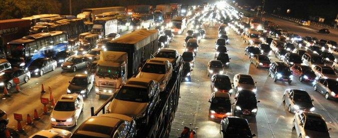 Traffico, bollino rosso per gli italiani sulle autostrade nel primo week end di agosto