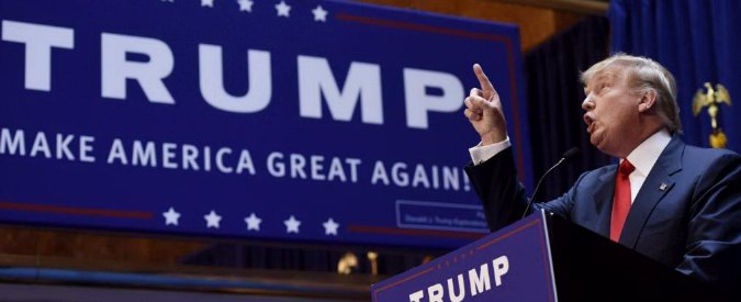 """Presidenziali Usa, Trump 12° candidato repubblicano: """"Obama? Una cheerleader"""""""