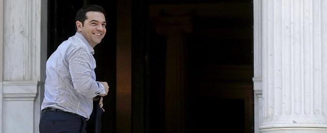 Grecia, vogliamo che domani sera Tsipras si metta una cravatta