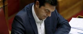 """Grecia, economista: """"Governo Tsipras ha sbagliato tutto, pagheranno i cittadini"""""""