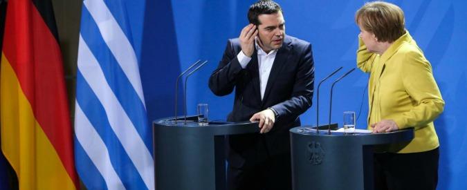 Grecia, Bundestag approva il piano ma la Merkel perde ancora pezzi