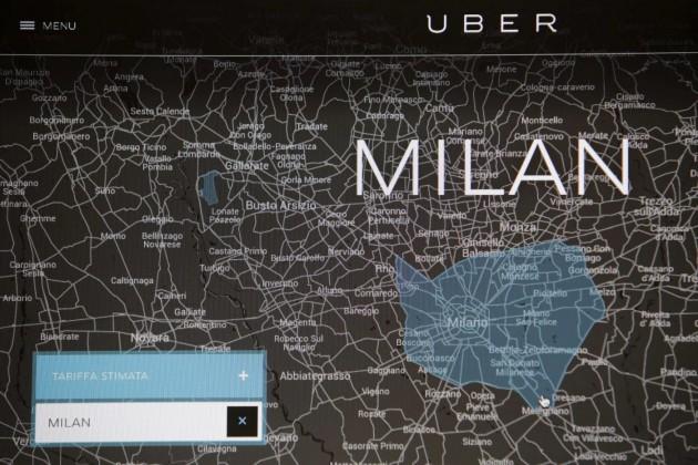 L'applicazione Uber
