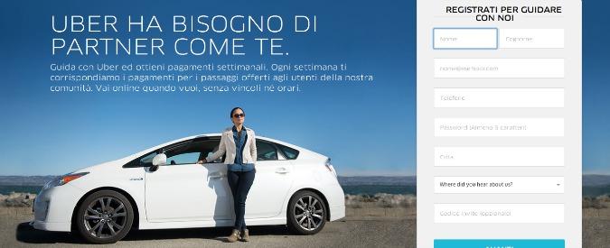 Uber Pop, il tribunale di Milano conferma lo stop e l'azienda si appella a Renzi